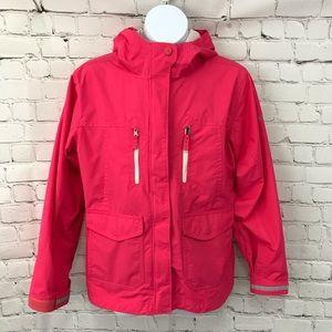 Girls Hot Pink Columbia Jacket